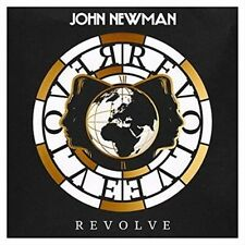John Newman Revolve CD - Release 16th October 2015