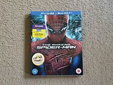 The Amazing Spider-Man | Blu Ray 3D Limited Edition 2 disc set