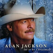 ALAN JACKSON - LET IT BE CHRISTMAS - CD SIGILLATO 2002