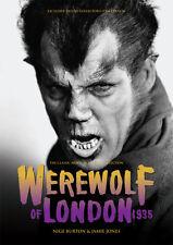 WereWolf of London 1935 Henry Hull Warner Oland Universal horror movie magazine