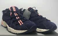 Asics Tiger Mens Size 8 GEL-MAI Peacoat Blue Athletic Running Sneakers Shoes