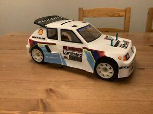 Peugeot T16 Rally Bodyshell 1/10 Kyosho,tamiya ,hpi , Tg10