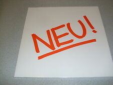 NEU ! - Neu!  - LP Vinyl //// Sealed & Gatefold //// GRÖNLAND