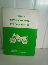 kymco venox 250 bike factory workshop service repair manual