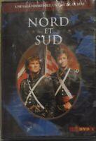 °°° DVD NORD ET SUD DVD 1  NEUF SOUS BLISTER
