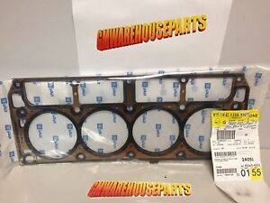 CHEVROLET PERFORMANCE LS2 HEAD GASKET NEW GM #12589227