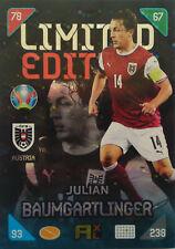 UEFA EURO 2020 2021 KICK OFF LIMITED EDITION XXL choice Bednarek Ake Coufal Sane