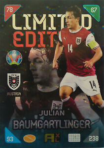 UEFA EURO 2020 2021 KICK OFF LIMITED EDITION XXL choice Bednarek Ake Coufal Sane