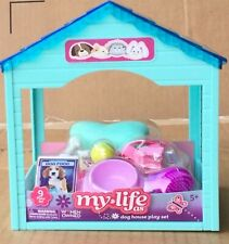 My Life As Pet House Play Set New (Blue)