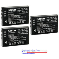 Kastar Replacement Battery for HP R07 & Photosmart R507 Photosmart R607 Camera