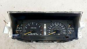 1994-1997 Isuzu Passport Rodeo 1994 Trooper Speedometer Instrument Gauge Cluster