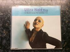 Ultra Nate - Free The Mood II Swing / Full Intention Mixes 5 Trk CD Sgl @@LOOK@@