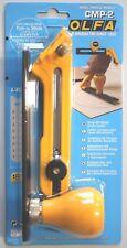 OLFA CMP-2 Cuter – 7 bis 30cm Kreisschneider Kreismesser C0000370202 - LB Klinge