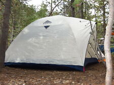 KELTY Yellowstone 6 camping base camp tent, 6-peson dome, good used