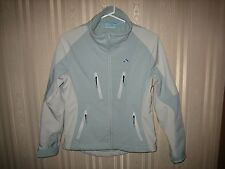 women's denali full zip  jacket S blue