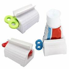 AnFun 3 Pieces Rolling Tube Toothpaste Squeezer Multifunction Manual Rotate Toot