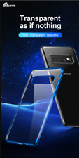 Original Baseus Phone Case For Samsung Galaxy S10 Plus Silicone Back Cover