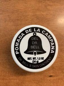 POMADA DE LA CAMPANA/SCAR HEALING CREAM/ Dr Bell's Skin Ointment~1.2 Oz~(34g)