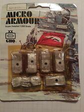 GHQ 1:285 M1 Abrams Tank  Micro Armour Metal Kit #N34 M-1 New Old stock