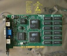 Canopus Pure3D 3DFX Voodoo 6MB PCI Video Graphics Card **Free Shipping