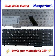 TECLADO ESPAÑOL PORTATIL ACER ASPIRE 5535 5535Z 5735 5735Z AEZR6P00110 TEC15