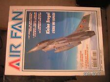 **c Air Fan n°225 F-4F les Phantom de la Luftwaffe / 32° Stormo / Kleine Brogel
