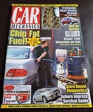 Car Mechanics Magazine October 2007 Subaru impreza Scooby freelancer Ka