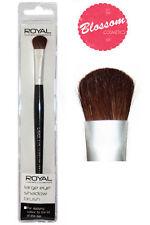 Royal groß Lidschatten Make-up anwenden Mischung Bürste Natur Borsten