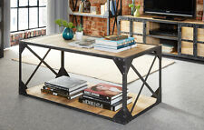 Industrial Coffee Table Indian Living Room Furniture [DID14]
