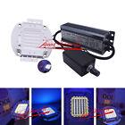 50W 365nm UV Ultra Violet High power LED 50w Dimmer driver 85-265VAC 1 kit