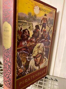 Berndt Guben - Piratenblut - Karl May Verlag Bamberg - Rote Reihe