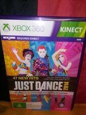 Just Dance 2014 - Microsoft Xbox 360 Kinect PAL - Includes Manual