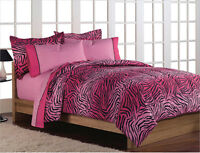 CHF Industries Wild One Pink Mini Bed In A Bag Set- Queen Size