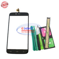 """FREE SHIP for HomTom HT50 5.5"""" 2017 Black Touch Screen Digitizer + Tools ZVLU687"""