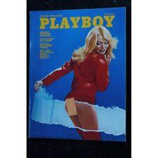 PLAYBOY 016 N° 16  IONESCO  Les charmes de la crise CHABROL : mes bonnes femmes