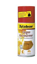 Xyladecor gegen Holzwürmer 0,25 Liter Schutz Holz Holzwürmer schützen Neuware