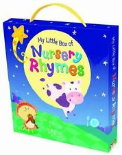 My Little Box of Nursery Rhymes : Includes 6 Books! (2015, Mixed Media / Novelty