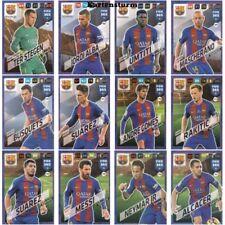 Fußball-Saison 2017-2018 FC Barcelona Trading Cards
