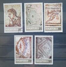 Albanien/Albania 1970 Mosaik 1396-1400 o/Used