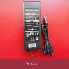 CS Power Supply CS-1205000 12V 5A Efficiency Level: V