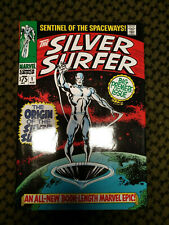 Marvel Omnibus Silver Surfer Vol 1 By Stan Lee | Mint English Edition 2007 RARE