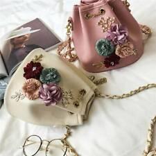 Diagonal Women's Bag Lady Shoulder Bag Fashion White Sweet Soft Surface FI