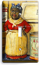AUNT JEMIMA KITCHEN DINING ROOM VINTAGE RETRO ART SINGLE LIGHT SWITCH WALL PLATE