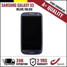 A+ LCD TOUCH SCREEN DISPLAY/SCHERM/ÉCRAN BLUE FOR SAMSUNG GALAXY S3 I9300