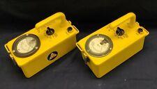 Victoreen Radiological Geiger Counter Survey Meter Detector CD V-715 R No. 1B
