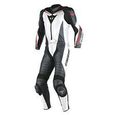 Vêtements blancs Dainese pour motocyclette