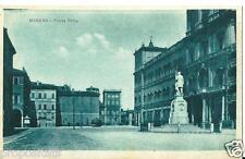 em 089 Anni 30 MODENA - Piazza Roma - tram - non viagg FP - Ed. Giuliani Modena.