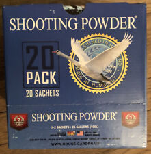 Shooting Powder 20 sachets bundle packets House and Garden nutrients