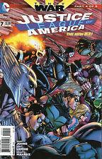 Justice League Of America #7 (NM)`13 Johns/ Lemire/ Mahnke