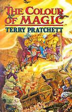 The Colour of Magic by Terry Pratchett (Hardback, 1989)